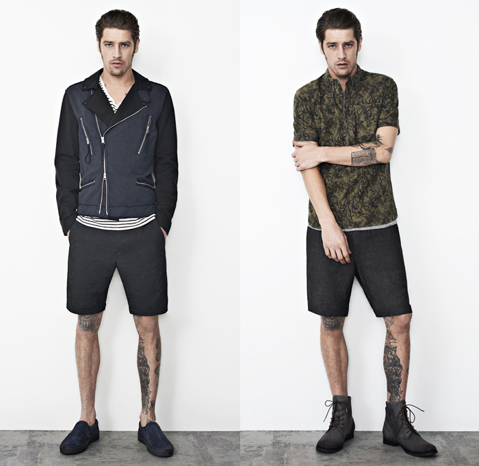 denim jacket men lookbook - photo #6