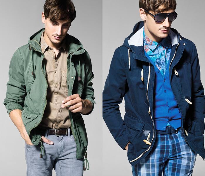 United Colors Of Benetton 2013 Spring Summer Mens Lookbook