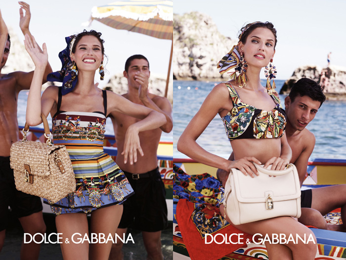 Dolce Amp Gabbana 2013 Spring Summer Womens Ad Campaign