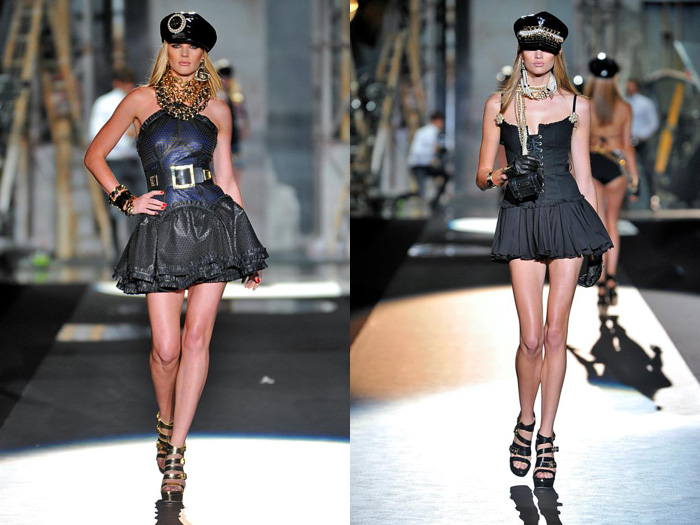 Dsquared2 2013 Spring Summer Runway Womens Collection