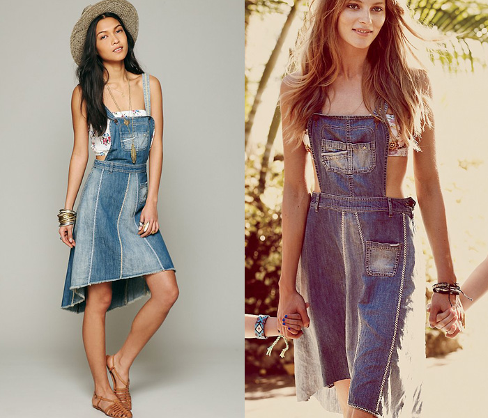 Free People 2013 April Catalog Top Picks Denim Jeans