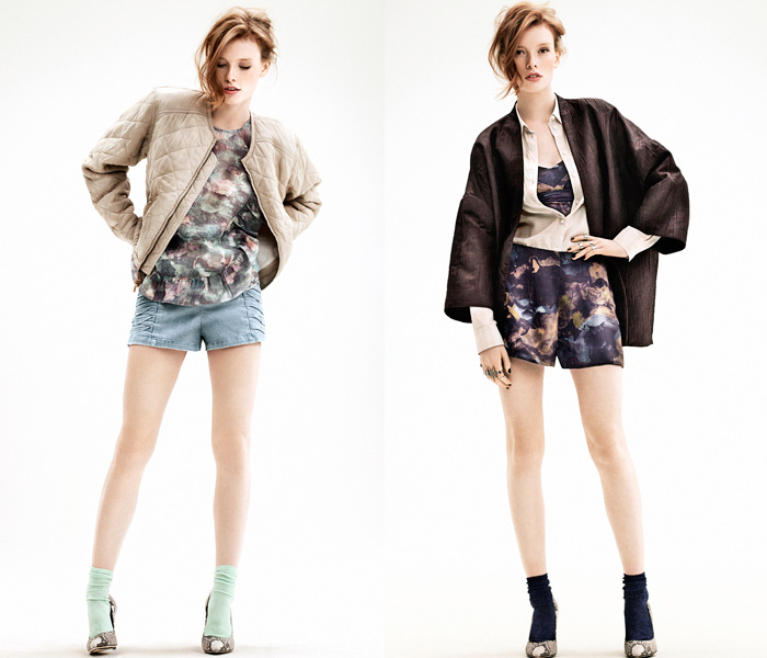 093b61aaac8 H M 2013 Summer Lookbook  Designer Denim Jeans Fashion  Season Collections