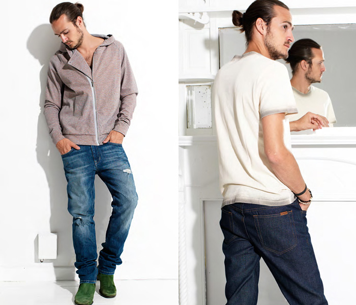 Jeans With Suspenders For Mens