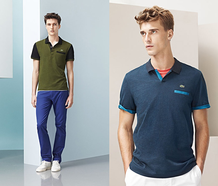 588be4a4c Lacoste 2013 Spring Summer Mens Lookbook: Designer Denim Jeans Fashion:  Season Collections, Runways