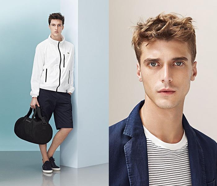 lacoste 2013 spring summer mens lookbook denim jeans fashion week runway catwalks fashion. Black Bedroom Furniture Sets. Home Design Ideas