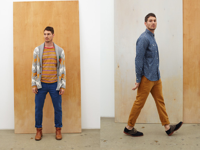 Levi S Made Amp Crafted 2013 Spring Summer Mens Looks