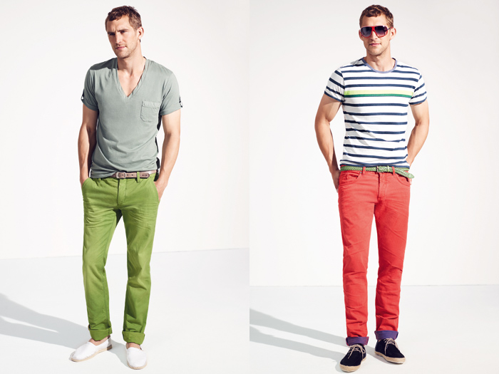 mac 2013 spring summer mens collection denim jeans
