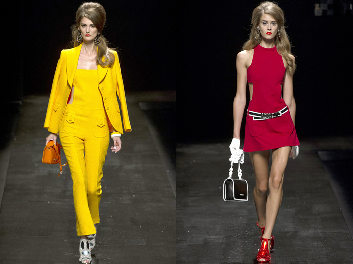 Moschino 2013 Spring Summer Runway Collection: Designer Denim Jeans Fashion: Season Collections, Runways, Lookbooks and Linesheets