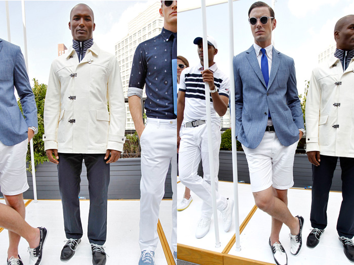 79372734cb8 Nautica 2013 Spring Summer Mens Runway Collection. «