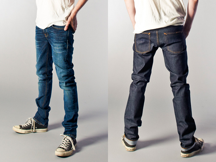 Nudie Jeans 2013 Spring Summer Mens Lookbook: Designer Denim Jeans Fashion:  Season Collections,