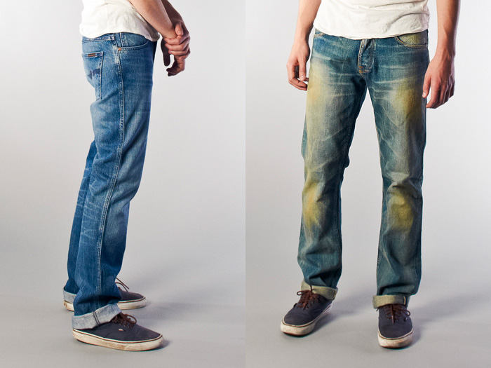 Nudie Jeans 2013 Spring Summer Mens Lookbook | Denim Jeans Fashion