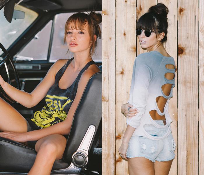OBEY Clothing 2013 Spring Womens Lookbook | Denim Jeans Fashion