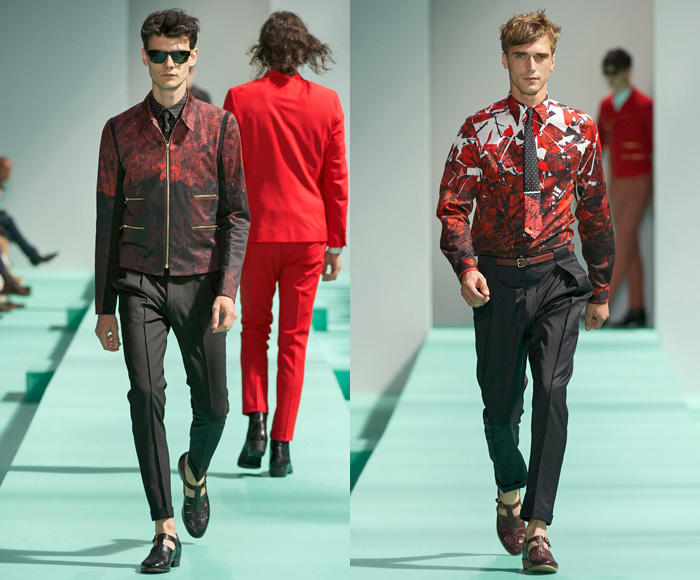 Paul Smith 2013 Spring Summer Mens Runway Collection: Designer Denim Jeans Fashion: Season Collections, Runways, Lookbooks and Linesheets
