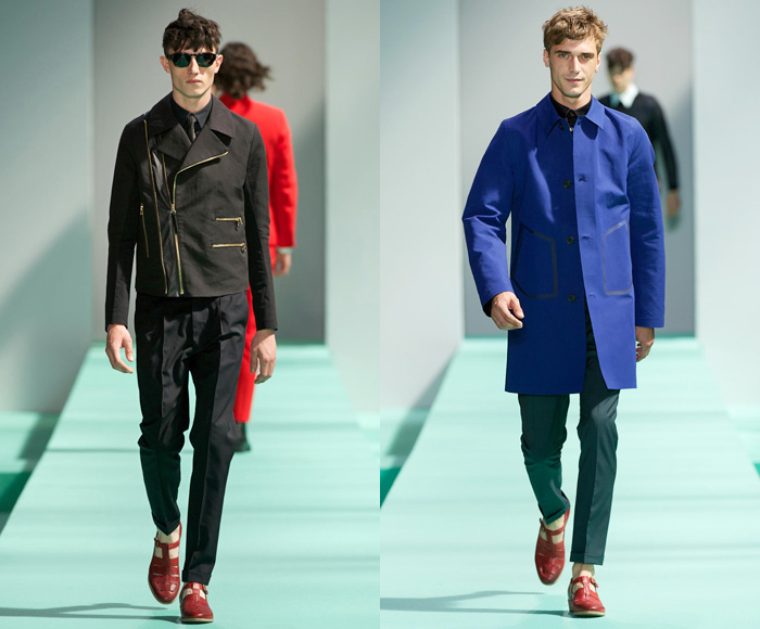 Paul Smith 2013 Spring Summer Mens Runway Collection