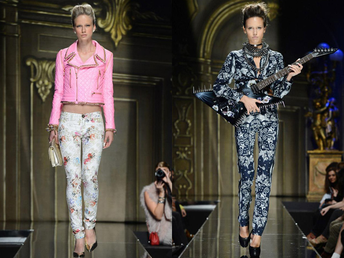 Philipp Plein 2013 Spring Summer Womens Runway Collection: Designer Denim Jeans Fashion: Season Collections, Runways, Lookbooks and Linesheets