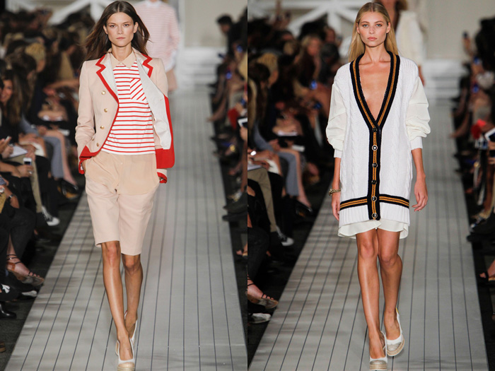 Tommy Hilfiger 2013 Spring Summer Womens Runway Collection
