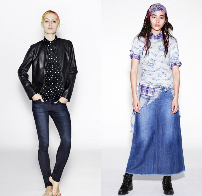 UNIQLO 2013 Spring Summer Womens Lifewear Collection ...