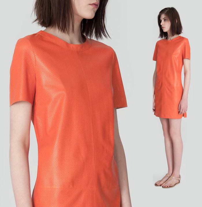 Lastest Womens Orange Dress Pants Images
