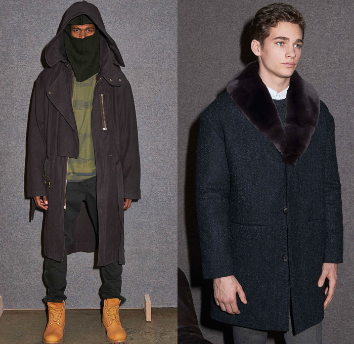 A.P.C. 2014-2015 Fall Winter Mens Looks | Denim Jeans Fashion Week ...
