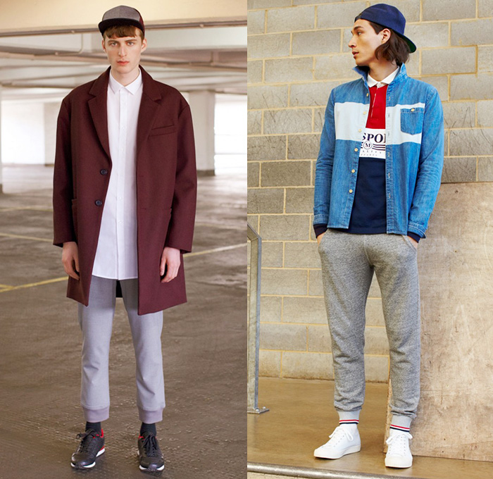 ASOS 2014-2015 Fall Winter Mens Lookbook Collection   Denim Jeans ...