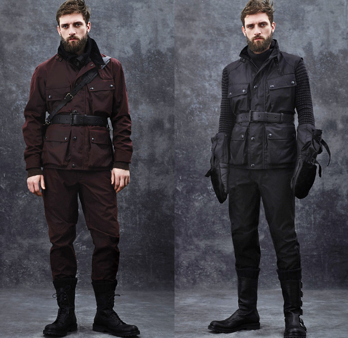 Belstaff Roadmaster Without Belt