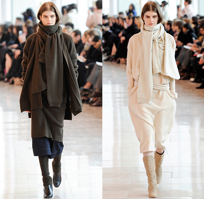 Christophe Lemaire 2014 2015 Fall Winter Womens Runway