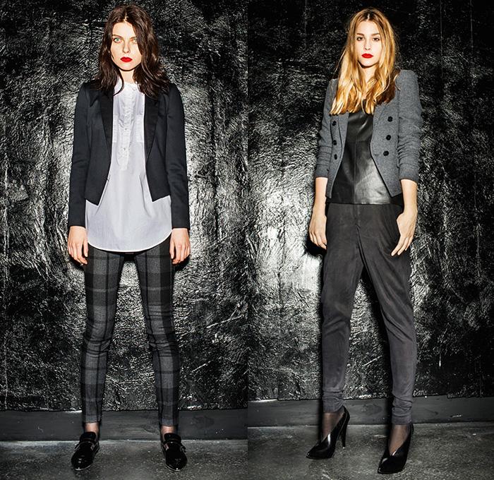 Drykorn 2014 2015 Fall Winter Womens Lookbook Denim