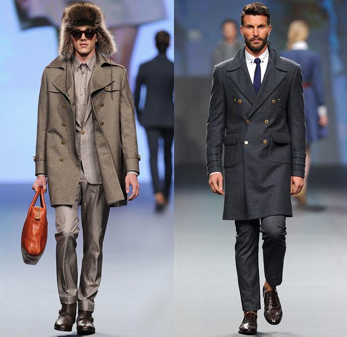 Men S Fashion  Autumn
