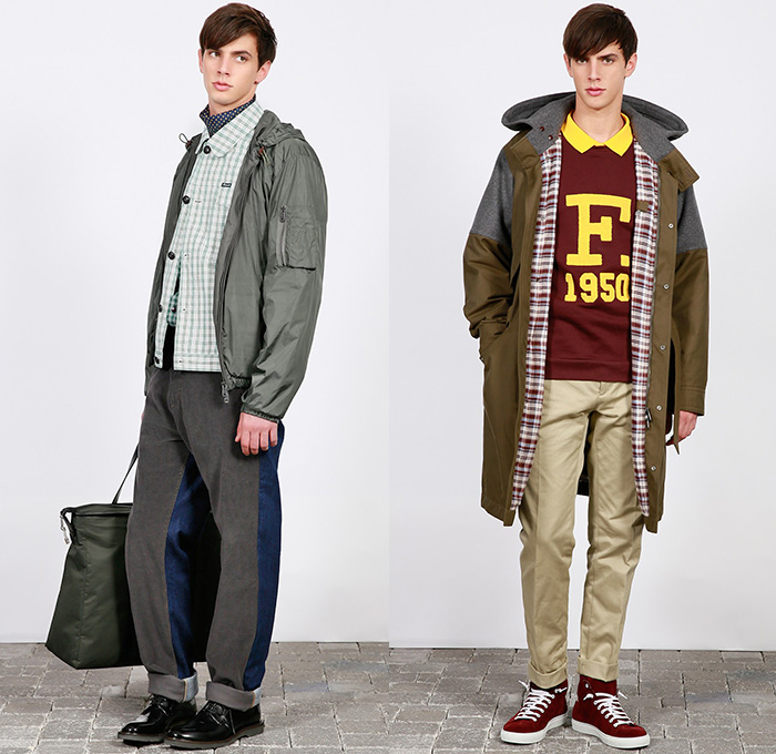 0530362c7a6f9 (02a) Military Green Packable Waterproof Light Hooded Blouson In Nylon -  Five Pocket Chino