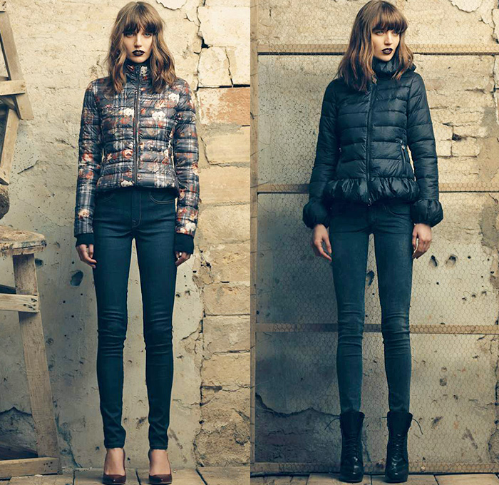 Fornarina Total Look 2014 2015 Fall Winter Womens Looks