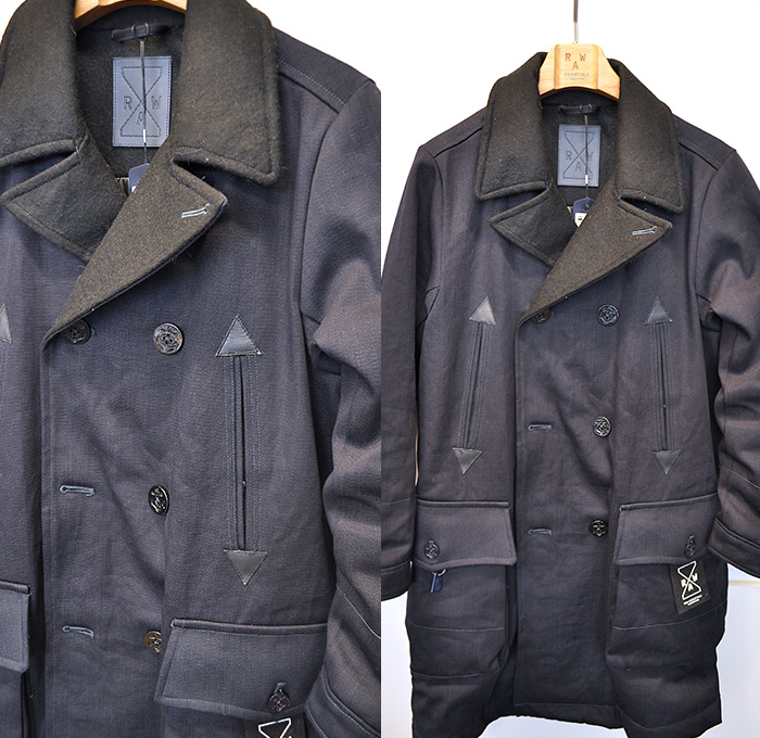 Mens Military Style Jacket