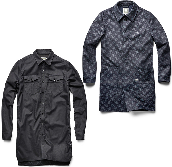 G Star First Raw For The Oceans 2014 2015 Fall Winter Mens