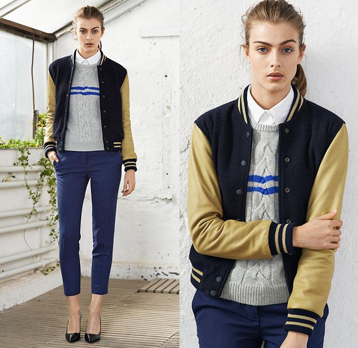 Préférence GANT Rugger 2014-2015 Fall Winter Womens | Denim Jeans Fashion  DJ85