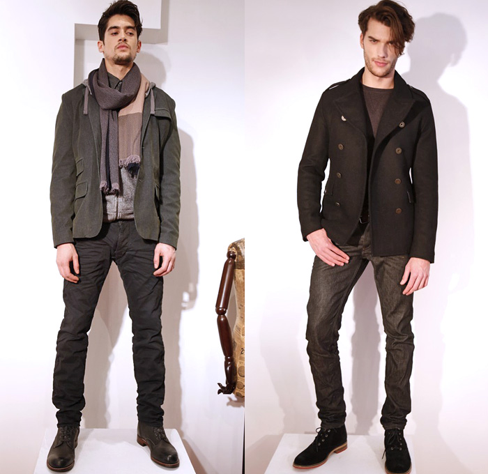 Gilded Age 2014 2015 Fall Winter Mens Looks Denim Jeans