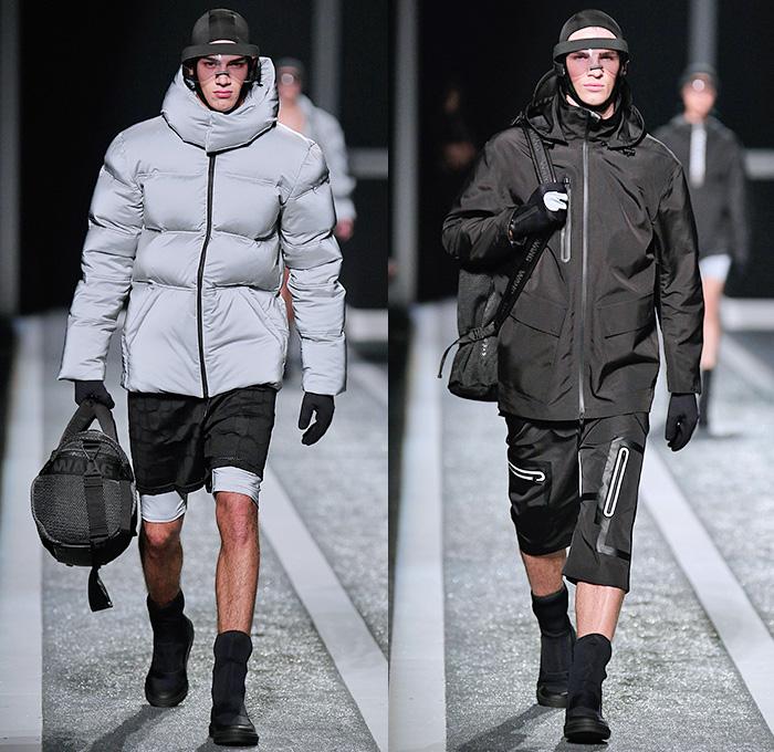 Alexander Wang x H+M 2014-2015 Fall Winter Mens Runway ...