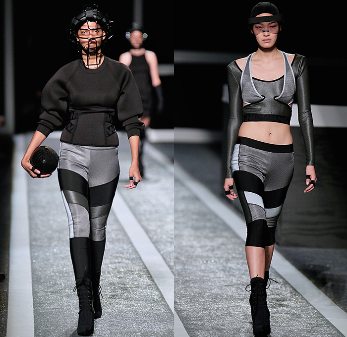 alexander wang x h m 2014 2015 fall winter womens runway. Black Bedroom Furniture Sets. Home Design Ideas