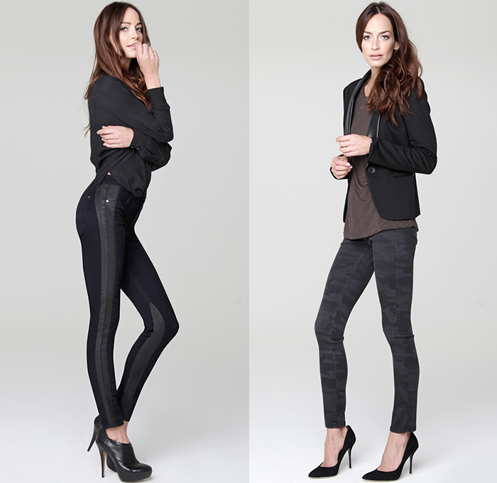 James Jeans 2014-2015 Fall Winter Womens Lookbook | Denim Jeans
