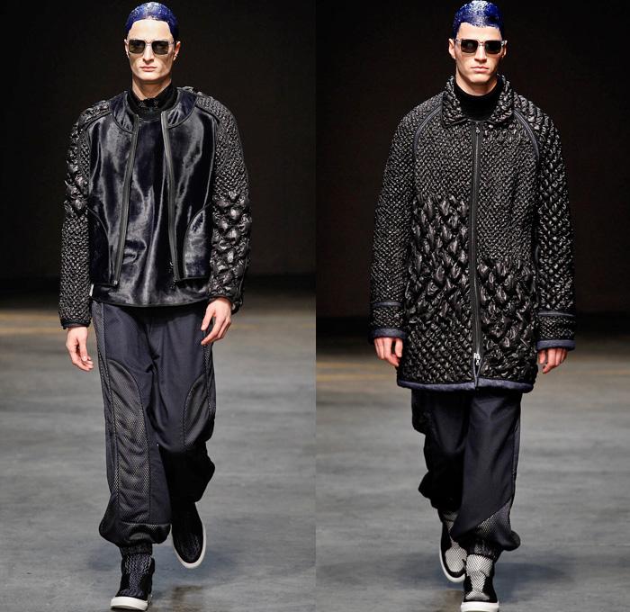 James Long 2014-2015 Fall Winter Mens Looks | Denim Jeans Fashion Week ...