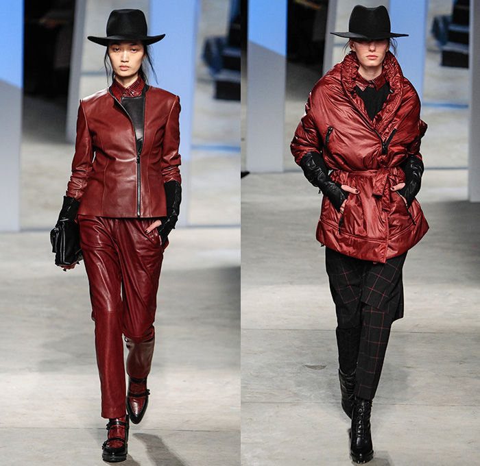Kenneth Cole Collection 2014 2015 Fall Winter Womens