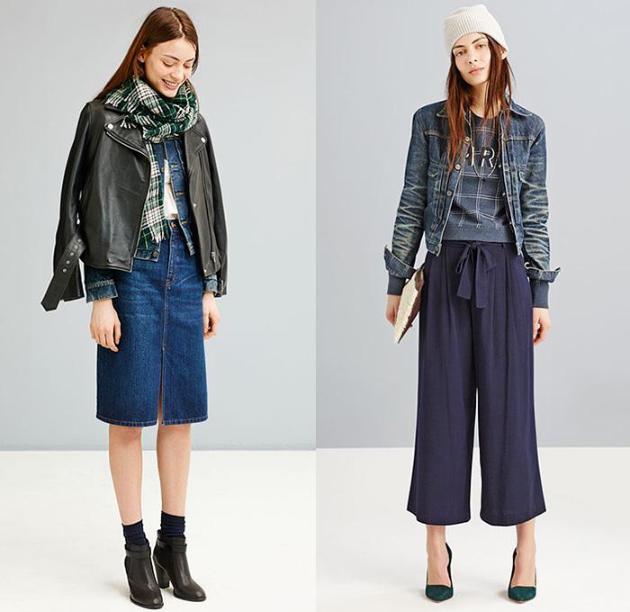 Madewell 2014-2015 Fall Winter Womens Lookbook | Denim Jeans Fashion Week Runway Catwalks ...