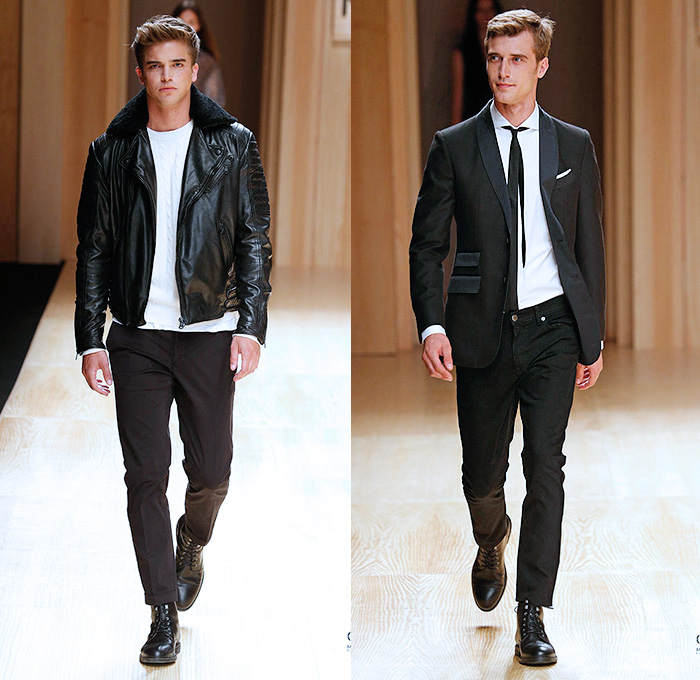 Mango 2014 2015 Fall Autumn Winter Mens Runway Denim