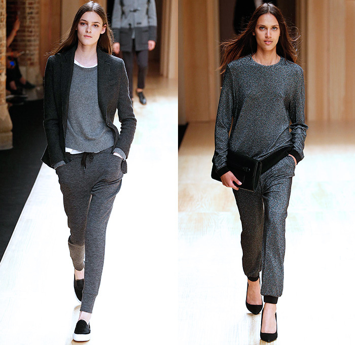 Mango 2014 2015 Fall Autumn Winter Womens Runway Denim Jeans Fashion Week Runway Catwalks