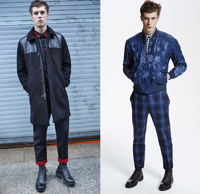 Marc By Marc Jacobs 2014 2015 Fall Winter Mens Lookbook