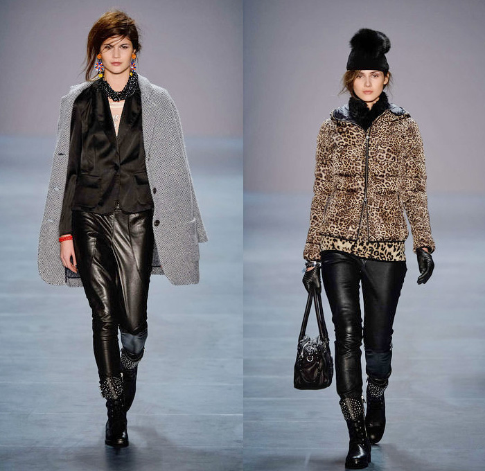 Marc Cain 2014-2015 Fall Winter Womens Runway