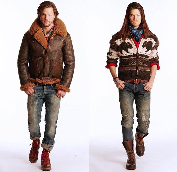 PresentationDenim Ralph Fall Week Jeans Lauren 2014 Mens Fashion dexBoQrCW