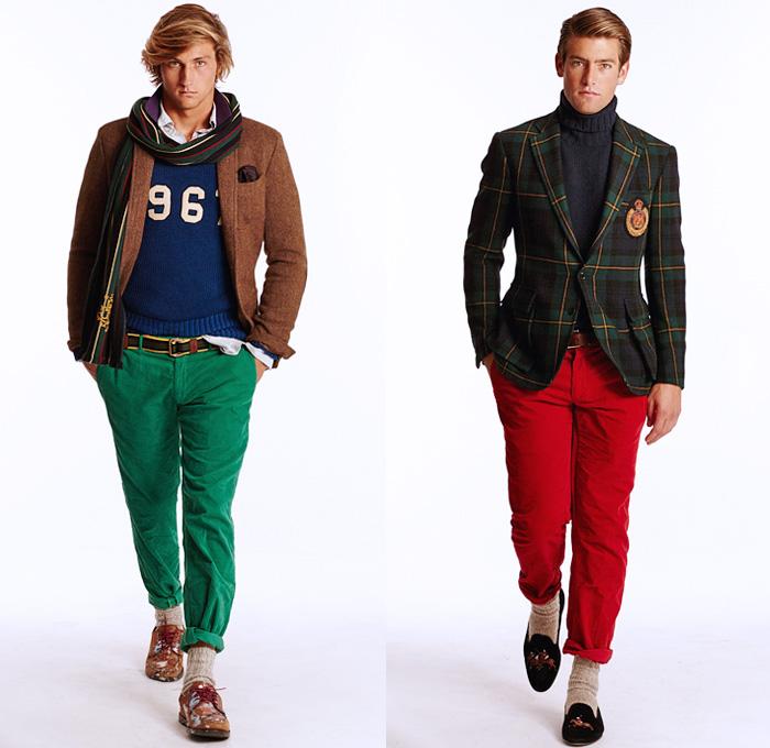 tulokas klassikko uusi tuote Ralph Lauren 2014 Fall Mens Presentation   Denim Jeans ...