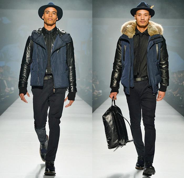 Rudsak 2014 2015 Fall Winter Mens Runway Denim Jeans
