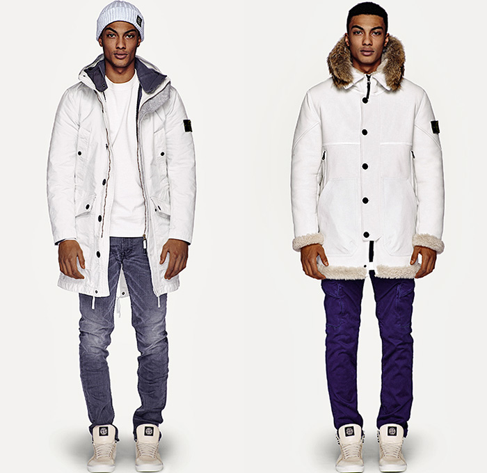 6115 Stone Island 2014-2015 Fall Winter Mens Preview ...