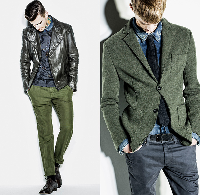 Stylish Blazers For Men With Jeans 2014