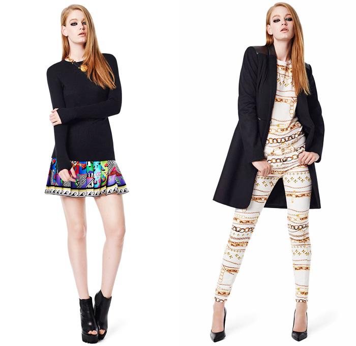 Versus versace 2014 2015 fall winter mens womens for Design della moda milano